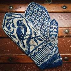 knitting mittens pdf knitting pattern songbird mittens