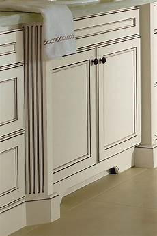 fluted filler homecrest cabinetry