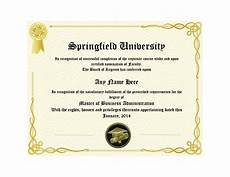 Blank College Diploma 12 College Certificate Templates Free Printable Word