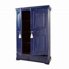 armadio legno massello armadio a 2 ante e 2 cassetti in legno massello di mango