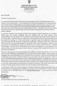 Athlete Letter Of Recommendation Essays Addressed To Young Married Women The British