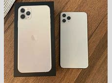 IPhone 11 Pro Max 512GB   Silver   WORLDWIDE Unlocked CDMA