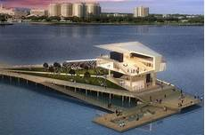 Climate Design St Petersburg A New Florida Pier Is Designed To Face The Reality Of