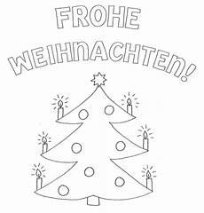 ausmalbilder weihnachten christbaum ausmalbilder