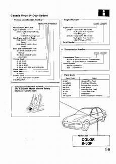 Info Car And Manual 93 Honda Civic Owners Manual Download Pdf