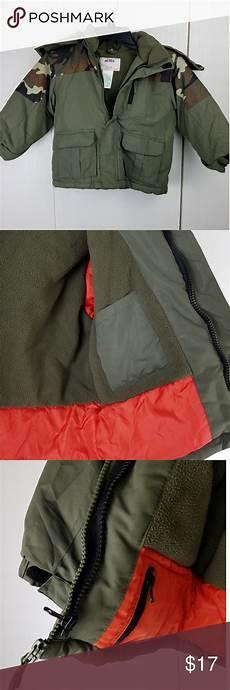 Okie Dokie Clothes Size Chart Okie Dokie Boys Camo Jacket Size 4t Camo Jacket Jackets