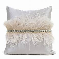 italian accent pillows between the sheets