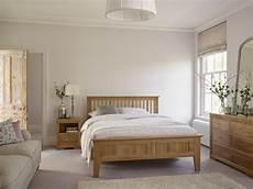 bevel solid oak 5ft king size bed oak bedroom