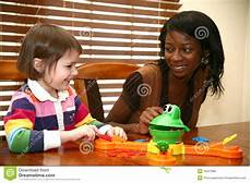 Looking For A Sitter Baby Sitter Royalty Free Stock Images Image 16257989