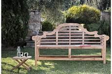 panchina inglese panca da giardino vittoria il giardino di legno