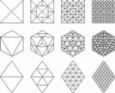 Simple Fractal Patterns Architecture Drawings And