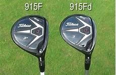 Titleist 915f Chart Titleist 915f Fairway Wood Review Golfalot