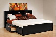 top 10 beautiful black king size beds furniture