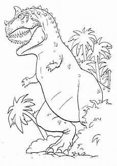 Malvorlagen Kinder Dinos Ausmalbilder Dinosaurier