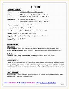 How To Write A Resume Profile 8 Free Acting Resume No Experience Free Samples