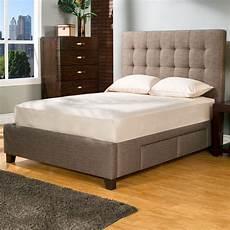 seahawk designs manhattan upholstered storage platform bed