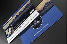 Facebook Logo For Business Card Facebook Business Card Business Card Templates