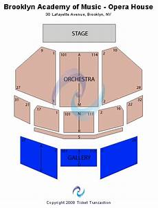 Bam Gilman Seating Chart American Ballet Theatre Brooklyn Academy Of Music Tickets