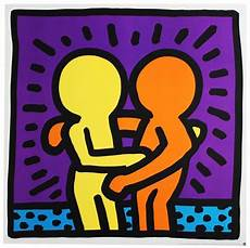 keith haring best buddies keith haring best buddies ca 1993 available keith