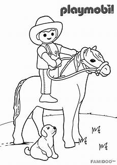 playmobil cowboy ausmalbilder aglhk