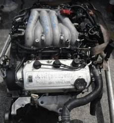 Chrysler Mitsubishi 3 0l V6 Engine