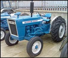 Ford 3000 Tractor Attachments Specs