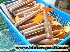 undangan bambu gulung murah jogja 2