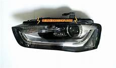Audi A4 B8 Led Lights Retrofit Audi A4 Rs4 S4 B8 Xenon Led Headlight Fault Oem D3s