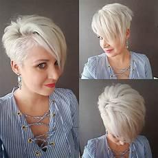 kurzhaarfrisuren asymmetrisch blond 10 haircuts for wanting a smart new image