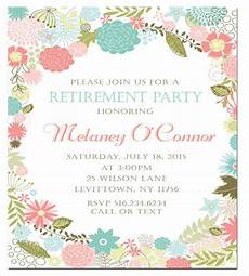Retirement Invitations Online Retirement Party Invitation Template 36 Free Psd Format