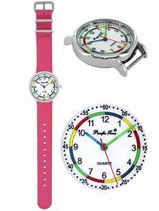 Uhr Batteriewechsel Werkzeug Rosa by Kinder Armband Uhr Lernuhr M 228 Dchen Jungen