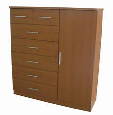 drawers for clothes home source 7 drawer dresser w door by oj commerce