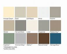 Crane Vinyl Siding Color Chart Vinyl Siding Amp Accessories Quality Window Systems Inc