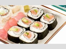 Philadelphia Sushi Roll   Recipe   TastyCraze.com