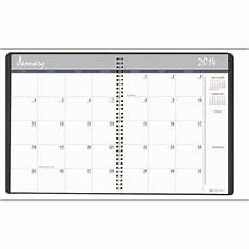 24 Month Planner 24 Month Ruled Monthly Planner 8 1 2 X 11 Black 2015