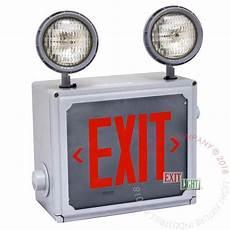 Location Exit Light Combo Hazardous Location Combo Exit Signs Exit Light Co