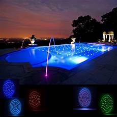 Color Changing Pool Light Bulb Wyzm 120v 35w Color Changing Swimming Pool Lights Led