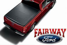 2015 thru 2018 f 150 oem genuine ford soft roll up tonneau