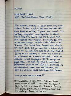 Sample Personal Journal How I Plan A Book Part 5 Writing Journals Susan Dennard