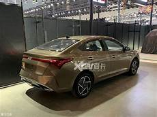 Hyundai Verna 2020 Launch Date by 2020 Hyundai Verna Launched In China Along With Hyundai