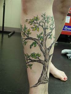 Rose Designs On Leg Leg Tree Fine Art Amp Tattoos By Molly Rose