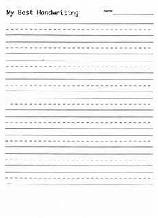 blank writing practice worksheet worksheets writing