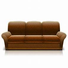Brown Sectional Sofa With Ottoman Png Image by Icon Lounge Icons Softicons
