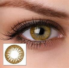 Light Brown Eye Contact Lenses Contacts For Brown Eyes Contact Lenses Colour Contact