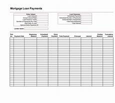 Loan Amortization Sheet 28 Tables To Calculate Loan Amortization Schedule Excel