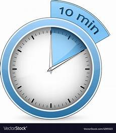 Timer 10 Minutes Timer 10 Minutes Royalty Free Vector Image Vectorstock
