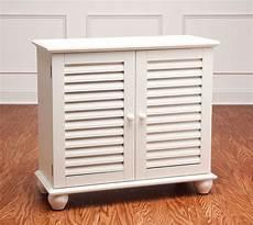 white two door shutter cabinet home design living room