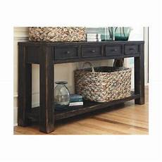 Gavelston Sofa Table 3d Image by Signature Design By Gavelston Sofa Console Table