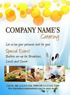 Catering Flyer Ms Word Catering Flyer Template Office Templates Online