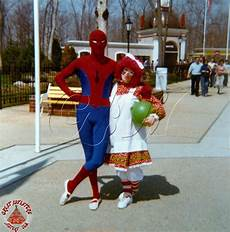 Six Flags Characters Marvel Characters At Six Flags Great Adventure